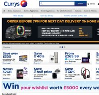 currys.co.uk screenshot