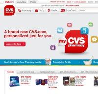 cvs.com screenshot