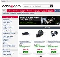 dabs.com screenshot