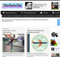dailydot.com screenshot