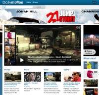 dailymotion.com screenshot