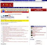 dailypaul.com screenshot