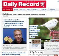 dailyrecord.co.uk screenshot