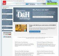 dandh.com screenshot