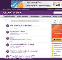 daniweb.com screenshot