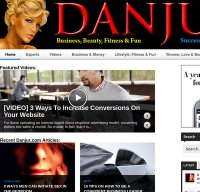 danjur.com screenshot