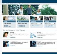 danskebank.dk screenshot