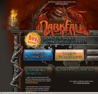 darkfallonline.com screenshot