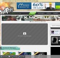 datpiff.com screenshot