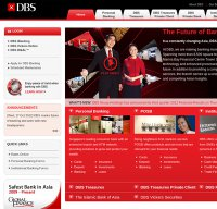 dbs.com.sg screenshot