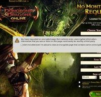 ddo.com screenshot