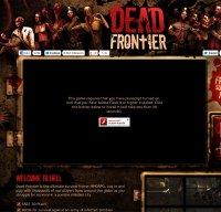 deadfrontier.com screenshot