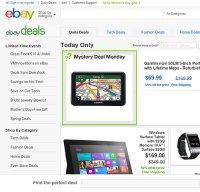 deals.ebay.com screenshot