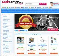 dealsdirect.com.au screenshot