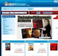 deepdiscount.com screenshot