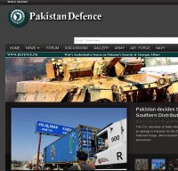 defence.pk screenshot