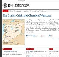 defenceforumindia.com screenshot