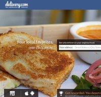 delivery.com screenshot