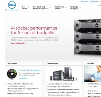 dell.co.uk screenshot