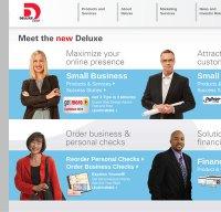 deluxe.com screenshot