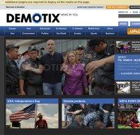 demotix.com screenshot