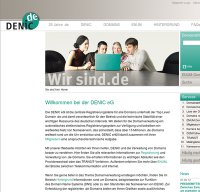 denic.de screenshot