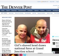 denverpost.com screenshot