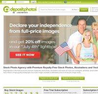 depositphotos.com screenshot