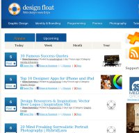 designfloat.com screenshot