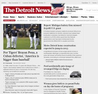 detroitnews.com screenshot