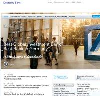 deutsche-bank.de screenshot