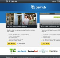 devhub.com screenshot