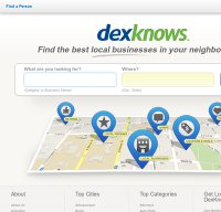 dexknows.com screenshot