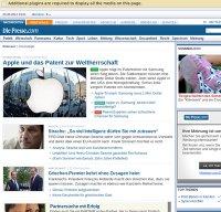 diepresse.com screenshot