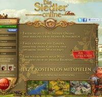 diesiedleronline.de screenshot