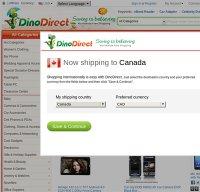 dinodirect.com screenshot