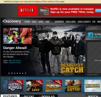 discovery.com screenshot