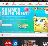 dish.com screenshot