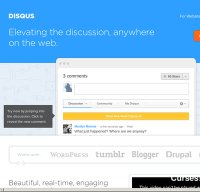 disqus.com screenshot