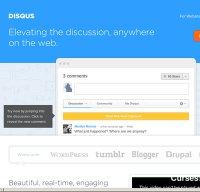 disqus.com screenshot