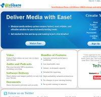 divshare.com screenshot