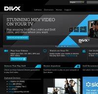 divx.com screenshot