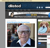 dlisted.com screenshot