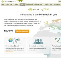 dna.ancestry.com screenshot