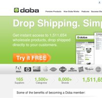 doba.com screenshot