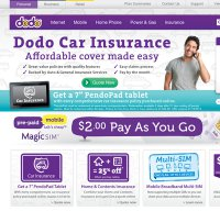 dodo.com screenshot