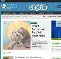 dogster.com screenshot