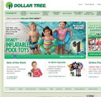 dollartree.com screenshot