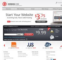 domain.com screenshot