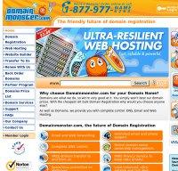 domainmonster.com screenshot
